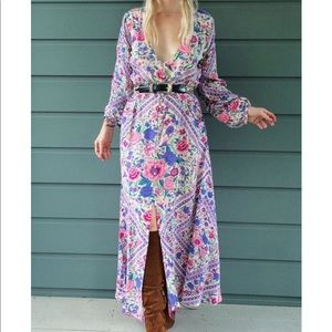 Spell Designs Australia Babushka Maxi Dress